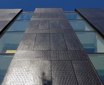 A1, Acrylic One cladding project - Baril coating Façade panels - Doetinchem, The Netherlands