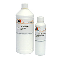 A1 retarder, one of the additives available